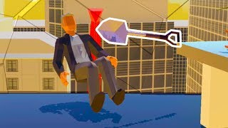 THE SHORT LIFE OF BAD BOSS! Flip Your Boss (by Konsordo) Android Gameplay
