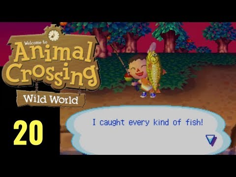 Animal Crossing: Wild World - Ep. 20