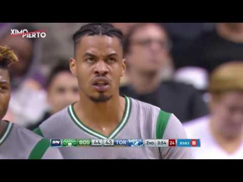 Boston Celtics vs Toronto Raptors  -Full Game Highlights -January 10 2017 -2016 17 NBA Season