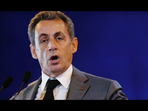 Nicolas Sarkozy held by police 'over £42m payments from Gaddafi'