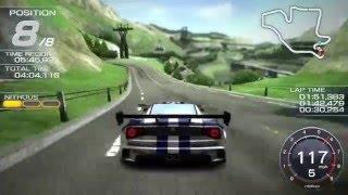 ridge racer ps vita gameplay