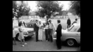 Свадьба. Проспект Октября, Уфа. август 1973