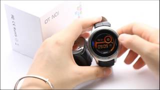 NO.1 D5+ Smart Watch Function Show