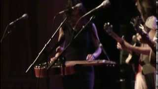 Red Molly performing at The City Winery in Napa, California - Vincent Black Lightning