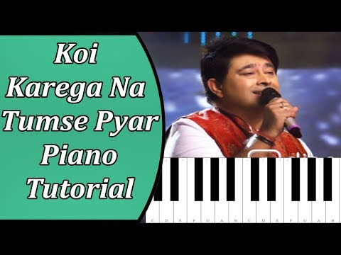 Koi Karega Na Tumse Pyaar Piano Tutorial With Notes