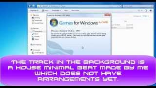Install Games For Windows Live Full Offline Win7 (easy Way)
