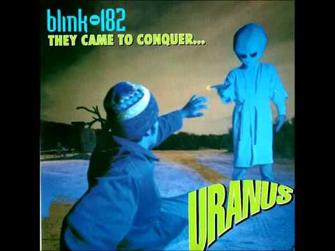 Blink-182 - They Came to Conquer... Uranus (Full EP)