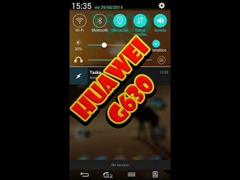 Huawei G630: Recopilación de Rom's Huawei G630
