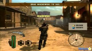 Gun Walkthrough-Federal Marshal Side Mission-Wachowski to Jail