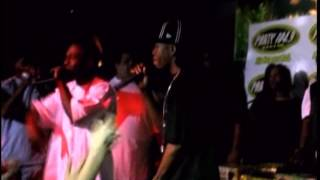 Chamillionaire & Paul Wall - N Luv Wit My Money (Live)
