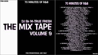 rnb non stop mix the mix tape vol 9 70 minutes of r