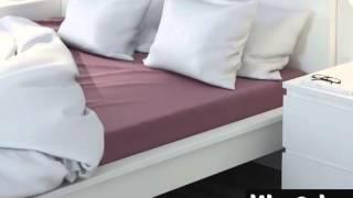 Постельное белье Икеа Простыни Гэспа(, 2016-03-21T12:40:50.000Z)