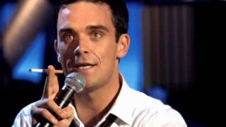 Robbie Williams - One for My Baby - Live at the Albert - HD