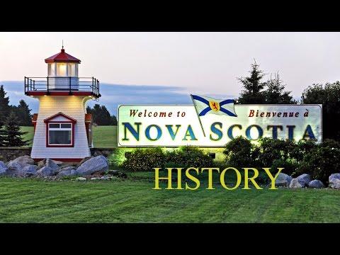 Nova Scotia History