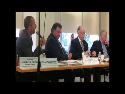 Steve Napolitano Opposes Metro Tax at South Bay Cities Council of Governments