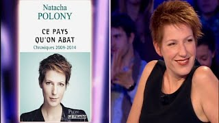 Natacha Polony dans le fauteuil On n'est pas couché - 13 décembre 2014 #ONPC