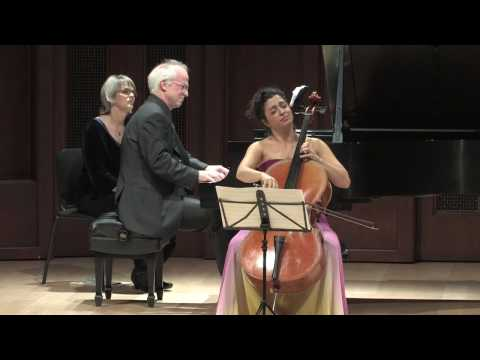 Camerata Pacifica — Zemlinksy, Lied for Cello & Piano