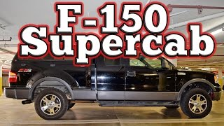 Regular Car Reviews: 2006 Ford F-150 Supercab