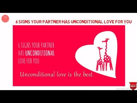 6 Signs Your Partner Has Unconditional Love For You   Rules Of Relationship