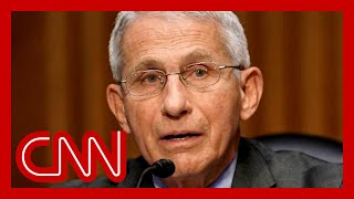 'That's the way science works': Fauci fires back at critics