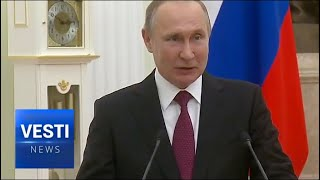 Putin's Reforms: New Governors Boast Top Education and Commitment to Prosperity of Russia's Regions