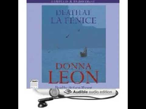Death At La Fenice By Donna Leon [Audiobook]
