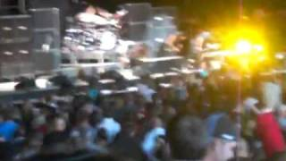 getting away with murder - papa roach live!