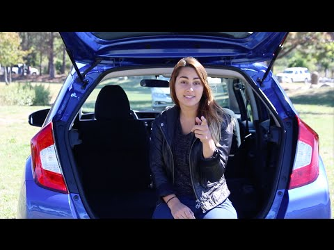 2015 Honda Fit LX Base Model Review and Test Drive Herb Chambers Honda