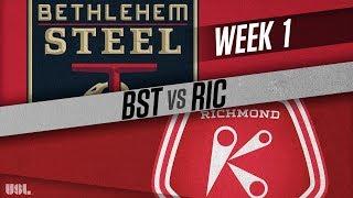 Bethlehem Steel FC vs Richmond Kickers full match