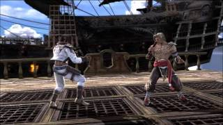 Soul Calibur V All Character
