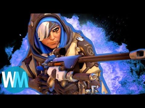 Top 10 Best Sniper Rifles in Video Games