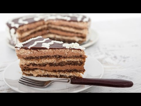 Bebina Kuhinja - Snikers Torta - Domaći Video Recept