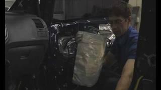 Шумоизоляция дверей автомобиля - (ч.2)(Шумоизоляция дверей автомобиля - мастер-класс от Дмитрия Марьяновича. http://carsound.com.ua - шумоизоляция, комплек..., 2010-05-17T22:30:41.000Z)