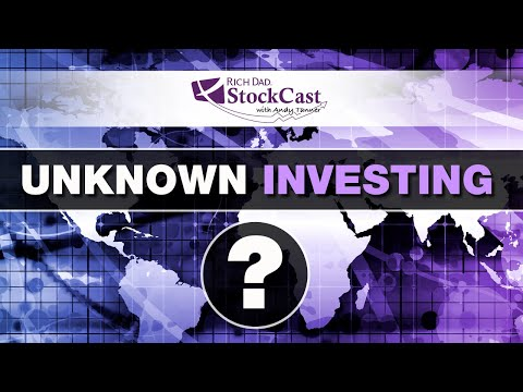 Two Unknown Types of Investing - Rich Dad's StockCast