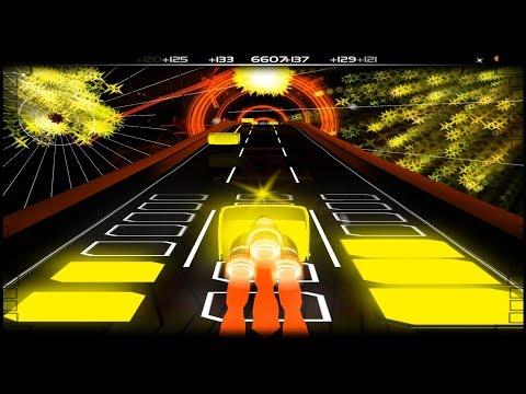 Audiosurf - Chris Schweizer - Sub Zero (Extended Mix)