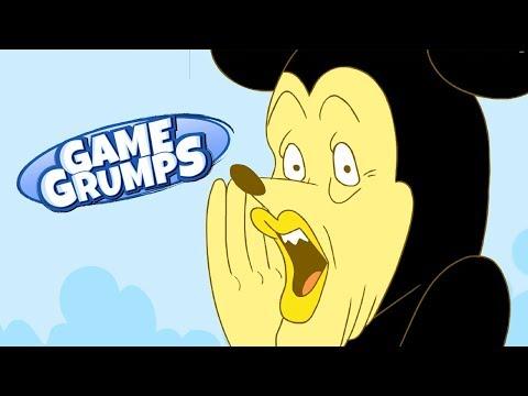 Mickey Mousecapade (by Shoocharu) - Game Grumps Animated