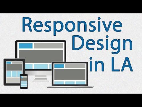 Responsive Website Designers in Los Angeles
