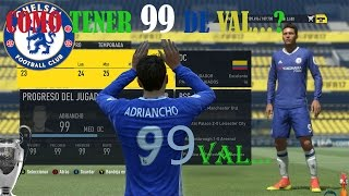 Video COMO TENER 99 DE VALORACION EN FIFA!! | EL MEJOR JUGADOR DEL MUNDO FIFA 17 ADRIANCHO #1 download MP3, 3GP, MP4, WEBM, AVI, FLV Juli 2018