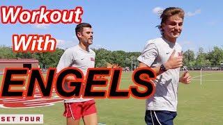 Craig Engels Has Unreal Track Speed