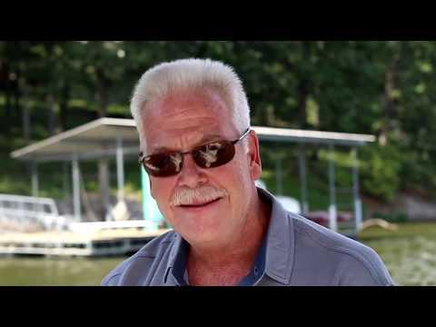 Local Resident Talks About Lake Glenn Shoals In Hillsboro, IL.