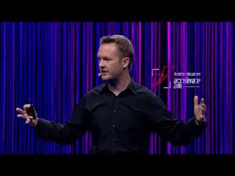 Alex Hunter - Virgin - Keynote - Executive Stage - BDL Accelerate 2016