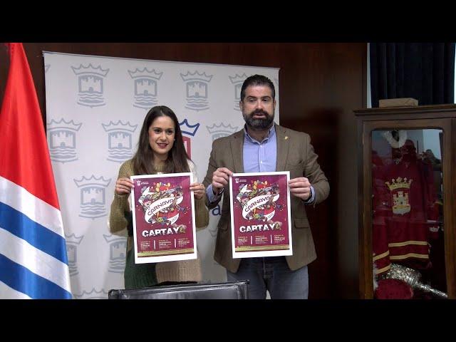 Rueda de Prensa: Presentación Carnaval de Cartaya 2020