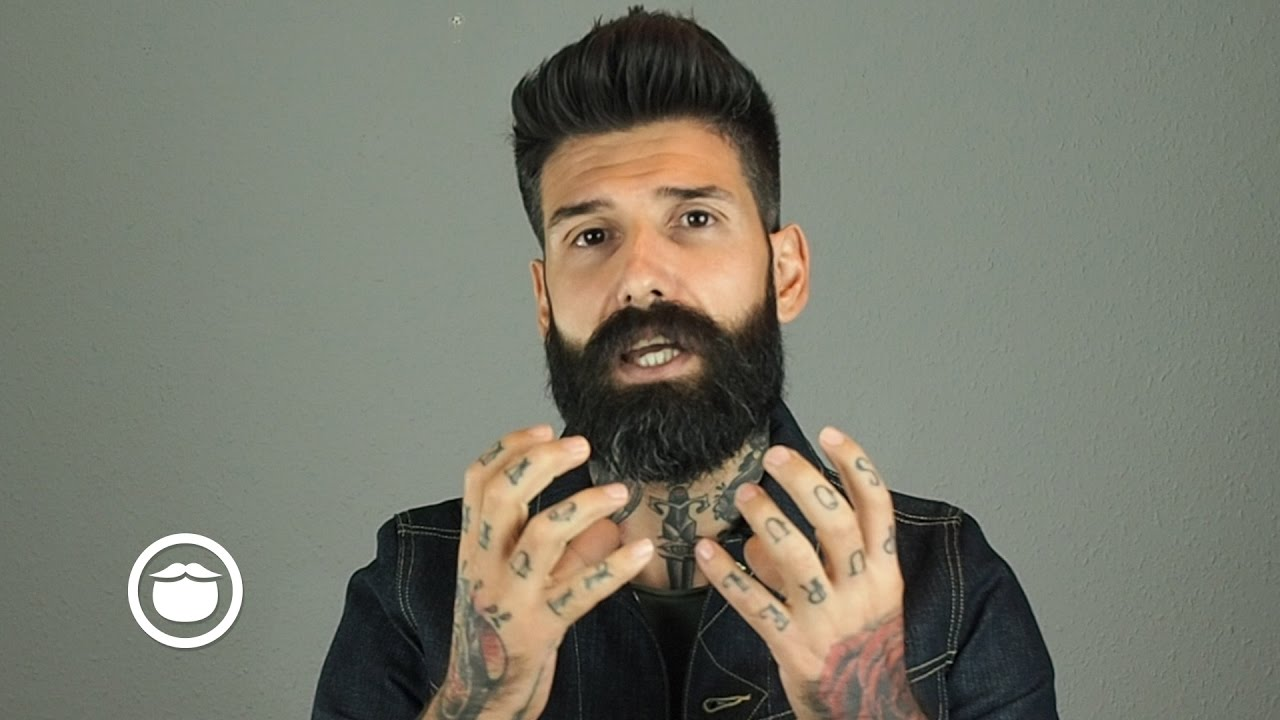 Why I Don T Dye My Beard Carlos Costa Youtube