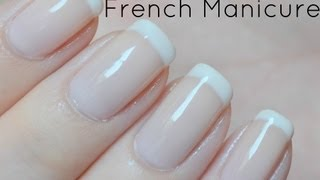 Basic: How To Make a Perfect French Manicure | nailsbyLaura.nl