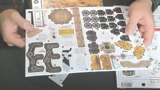 【パズル】3D Puzzle :Mars rover Curiosity (火星探査機) (ダイソー) [puzzle]