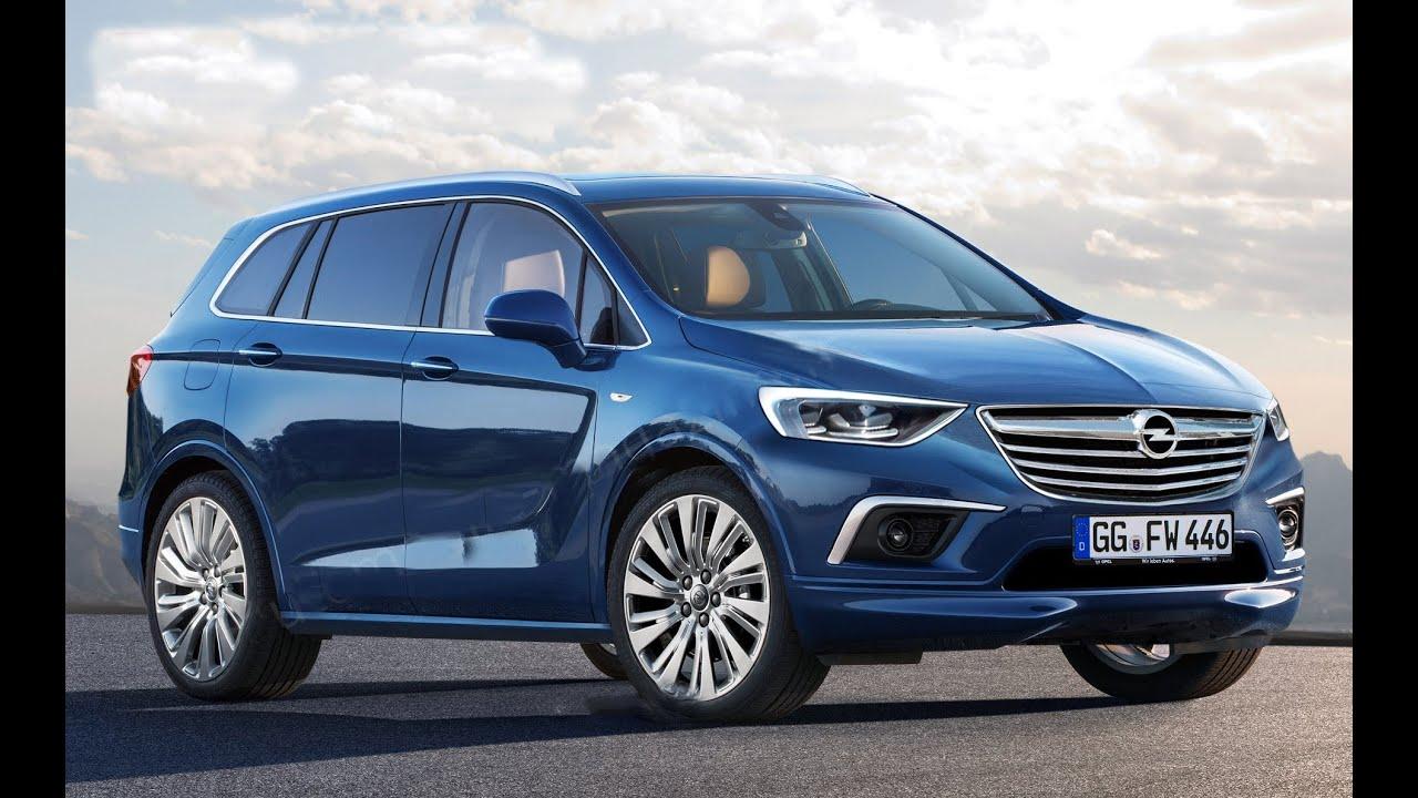 Opel Zafira 2018 >> 2016 Opel Zafira Review Official Youtube