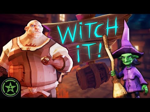 Let's Play - Witch It!
