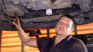 мазда 6 06 08 года замена масла в двигателе и коробке автомат Mazda 6 06 08, the replacement of oil