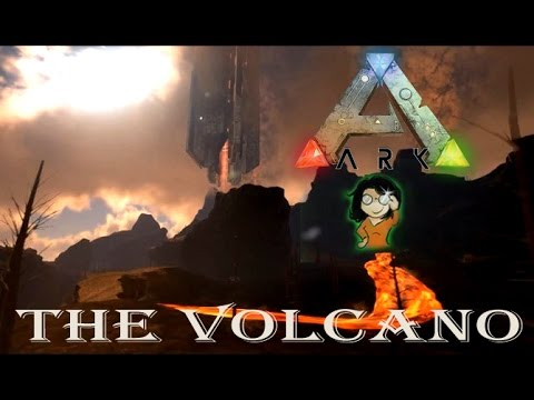 ARK The Volcano Map Trailer - kurze Eindrücke