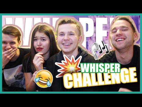 WHISPER CHALLENGE С